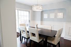 Rooms With Wainscoting Nj Picture Frame Molding In Dining Room - Wainscoting dining room ideas