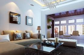 room creative living room wall light design decorating lovely