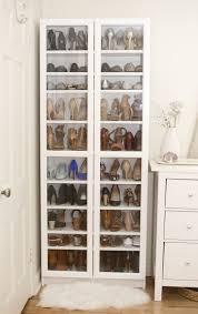 Closet Shoe Organizer by Best 25 Shoe Storage Solutions Ideas On Pinterest Shoe Storage