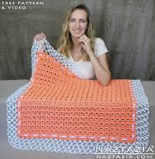 broomstick crochet broomstick lace crochet blanket pattern allcrafts free crafts update