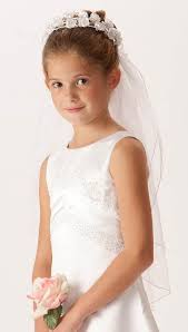 cute hairstyles for first communion the 25 best first communion veils ideas on pinterest girls