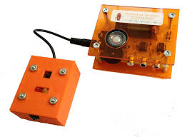 first reaction time module prototype shipped for a high
