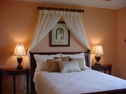 Sheer Curtains Over Bed Over Bed Curtains Home Design