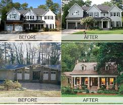 before u0026 after a great way to update your home to sell update