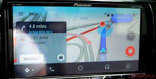 waze android waze in android auto review a better way to avoid traffic