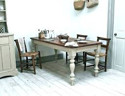 kitchen table refinishing ideas painted dining table ideas how to paint a laminate kitchen table