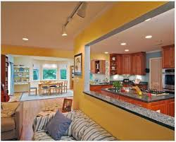modele de cuisine ouverte sur salon amenagement sejour cuisine decoration sejour cuisine ouverte