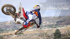 honda motocross racing honda crf250r motorcycle usa