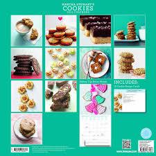 2014 martha stewart u0027s cookies wall calendar martha stewart