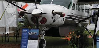 pratt whitney pt6a 114 turbine engine cessna 208b caravan re engine pack grows business aviation news aviation
