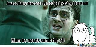Bio Memes - bio oil by georgia xo meme center