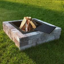 Wood Firepits Outdoor Wood Burning Pit Kit