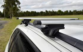 lexus rx 450h roof rack cross bars holden colorado z71 15 17 aero roof rack cross bar alloy lockable