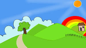 how to draw landscape coloring step by step learn drawing
