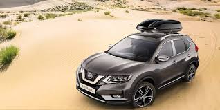 chrome nissan accessories nissan x trail 4x4 suv 7 seater car nissan
