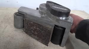 Bench Top Belt Sander Incredible Craftsman 21514 Bench Top Belt Disc Sander Review