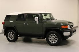 toyota land cruiser certified pre owned certified pre owned 2013 toyota fj cruiser for sale in amarillo