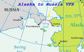 Wasilla Alaska Map by Map Of Alaska And Russia Canada Map