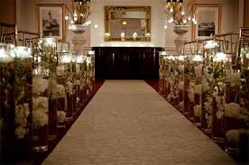 wedding ceremony decoration ideas simple wedding aisle decoration ideas wedding