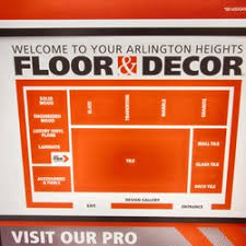 floor and decor arlington heights il floor decor 38 photos 45 reviews home decor 600 e rand