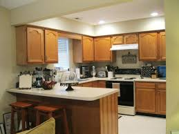 Kitchen Cabinets Staining Restaining Kitchen Cabinets For A Newer Look Amazing Home Decor