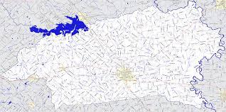 County Map Washington by Bridgehunter Com Washington County Texas