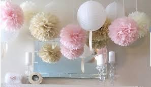 10cm 4 craft paper pom poms paper flower paper decoration for
