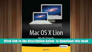 audiobook os x lion made simple made simple learning axely