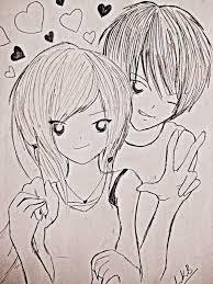 love couple drawing images cute love drawings pencil art hd