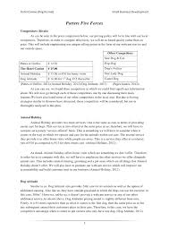 hotel business plan template catering business plan samples free