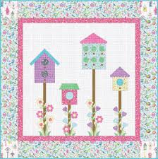 birdhouse quilt pattern quilt inspiration free pattern day bird houses