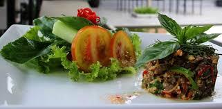 cuisine khmer khmer set menu picture of por cuisine siem reap tripadvisor