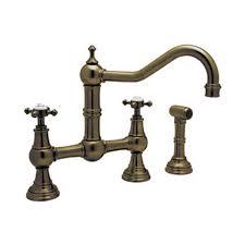 design house oakmont 5232 double handle kitchen faucet with