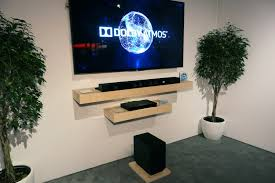 sound bar v home theater system sony brings dolby atmos surround sound to its new soundbar and a v