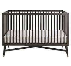 Converter Cribs Dwellstudio Mid Century Crib Espresso Convertible