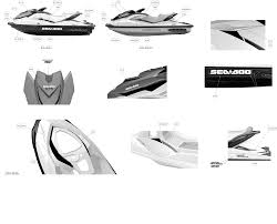 2014 sea doo gts decals 29s1418b seadoowarehouse com