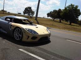 koenigsegg road heavily damaged and repaired koenigsegg is a hypercar rat rod
