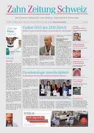 Zahnarzt Bad Oeynhausen Zahn Zeitung Schweiz Ausgabe 7 2015 By Pixelversteher Ug Issuu