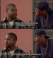 Friday Smokey Memes - friday 3 i love this movie this line always makes me laugh and i