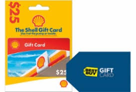 gasoline gift cards get a 10 best buy gift card with purchase of a 100 bp shell or