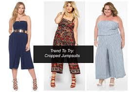 stylish jumpsuits trend to try cropped jumpsuits stylish