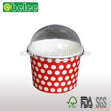 Personalized Ice Cream Bowl Paper Pet Bowl Source Quality Paper Pet Bowl From Global Paper Pet