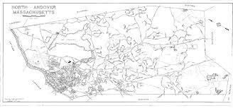 Harold Parker State Forest Map by Sharpner S Pond Sentinel Abm Site United States Nuclear Forces