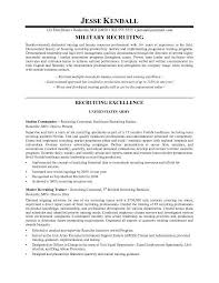 sample resume recruiter 4 technical recruiter resume example