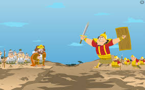 david u0026 goliath bible story android apps on google play