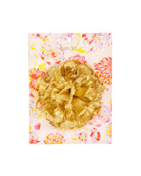 pom pom cuisine pom pom flower gold by ban do pin ban do