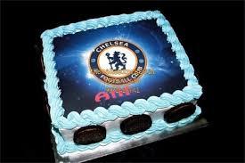 chelsea football club cake noida online football theme cake