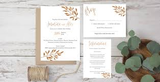 Cheap Wedding Invitations Online Online Wedding Invitations Australia Elegant Wedding Stationery