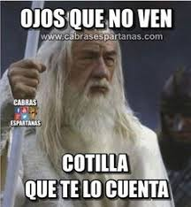 Gandalf Meme - cuervos mira que eres raro jomio consejos gandalf humor