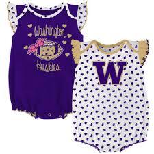 washington huskies baby clothing washington huskies infant jerseys
